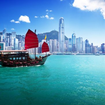 Travel and shipping advice to Hong Kong