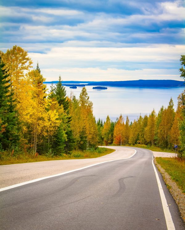 Finland---Road-with-mountain-view---847207180